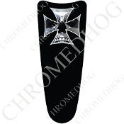 03-07 Ultra Classic CB Dash Insert Decal - Iron Cross - CSB