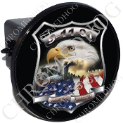 Tow Hitch Cover - Eagle - 9-11-01