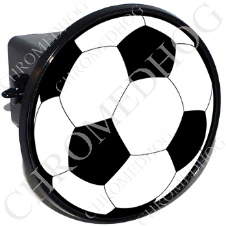Tow Hitch Cover - Soccer Ball - NS