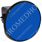 Tow Hitch Cover - Solid - Blue