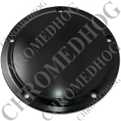 5 Hole Derby Cover - Black